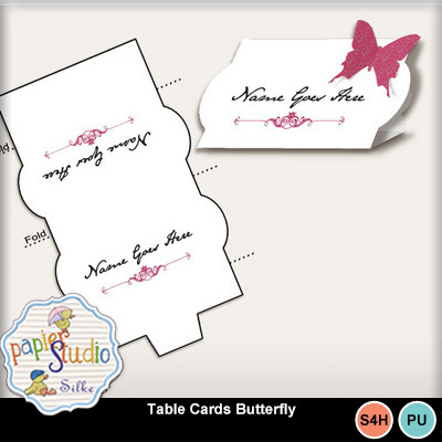 Table_cards_butterfly