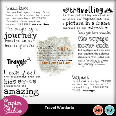 Travel_wordarts