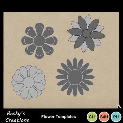 Flower_templates