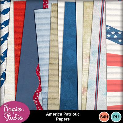 America_patriotic_papers