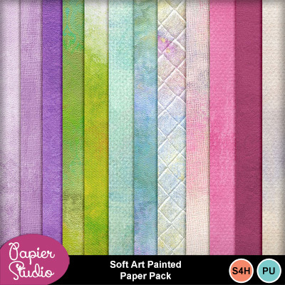 Soft_art_painted_paper_pack