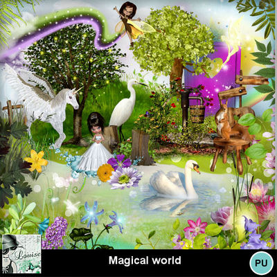 Louisel_magicalworld_preview