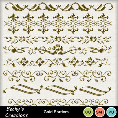 Gold_borders