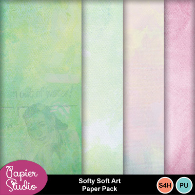 Softy_soft_art_paper_pack