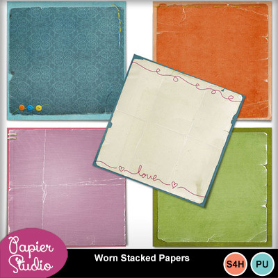 Worn_stacked_papers