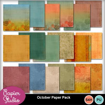 October_paper_pack