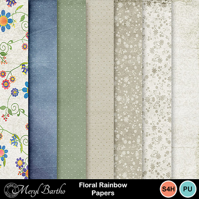 Floralrainbow_papers