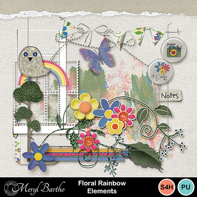 Floralrainbow_elements