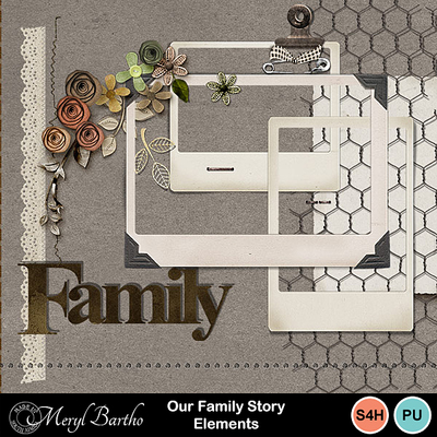 Ourfamilystory-elements