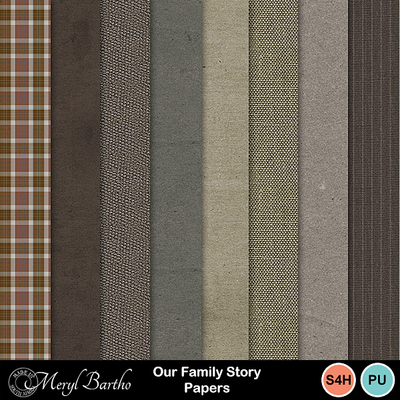 Ourfamilystory-papers