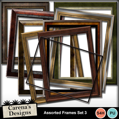 Assorted-frames-set-3