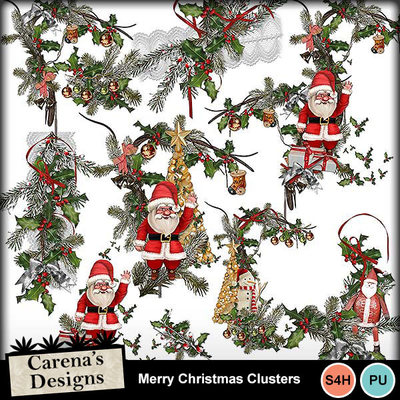 Merry-christmas-clusters