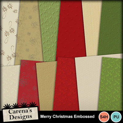 Merry-christmas-embossed