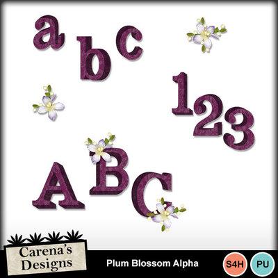 Plum-blossom-alpha
