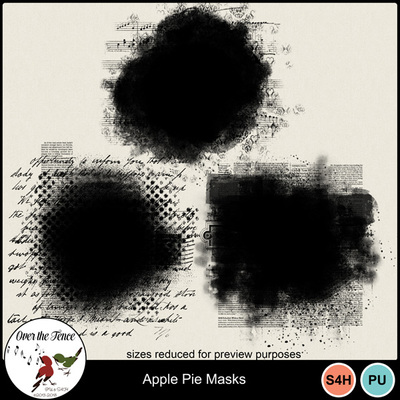 Applepie_masks