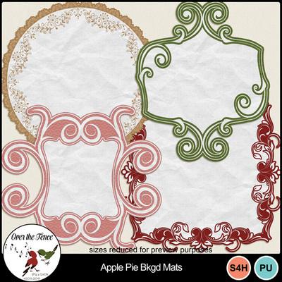 Applepie_mats