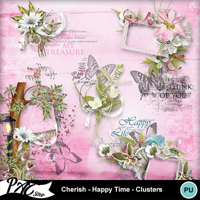 Patsscrap_cherish_happy_time_pv_clusters