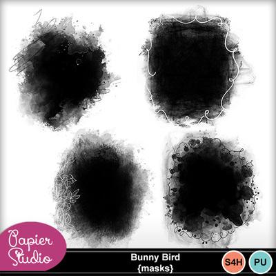 Bunny_bird_masks
