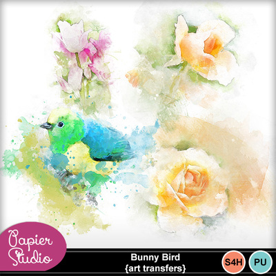 Bunny_bird_art_transfers