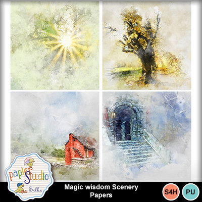 Magic_wisdom_scenery_papers