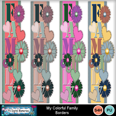 My_colorful_family_borders