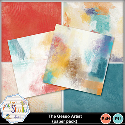 The_gesso_artist_paper_pack