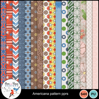 Americana_patterned_pprs