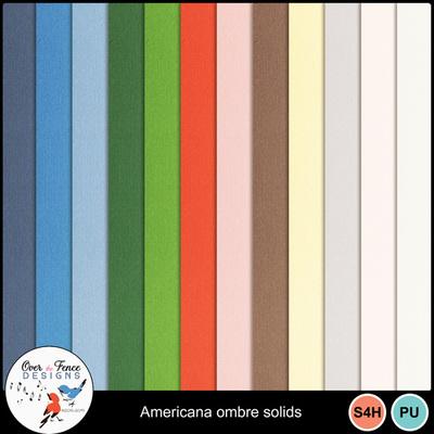 Americana_solids