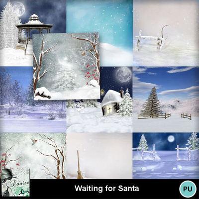 Louisel_waitingforsanta_preview2