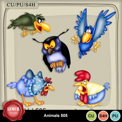 Animals505
