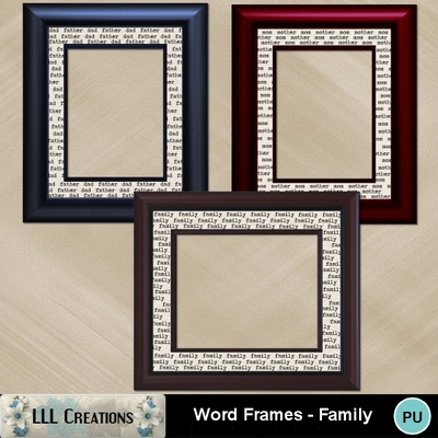 Word_frames_-_family-01