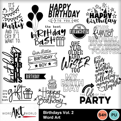 Birthdays_vol_2_word_art