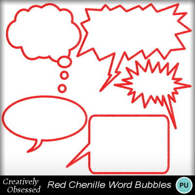 Red_chenille_stem_word_bubbles