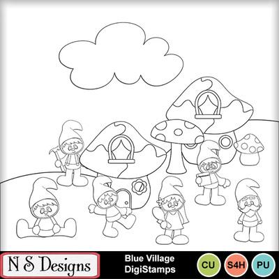 Blue_village_ds