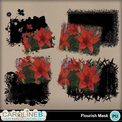 Flourish-masks_1