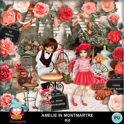 Kastagnette_amelieinmontmartre_pv