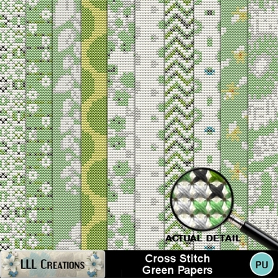 Cross_stitch_green_papers_1-01