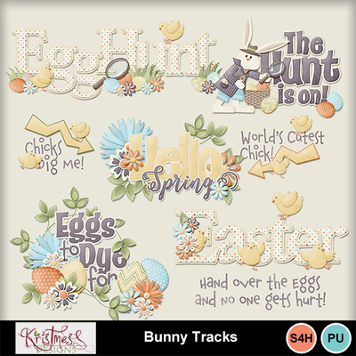 Bunnytracks_wordart