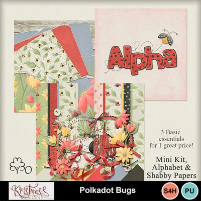 Polkadotbugs_trio