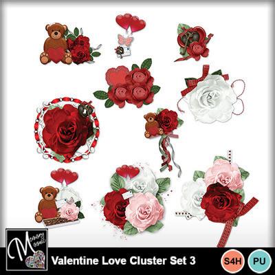 Valentine_love_cluster_set_3
