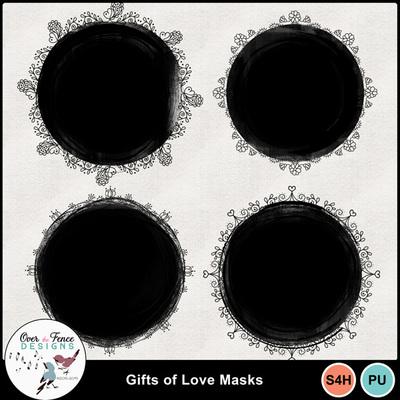 Giftsoflove_masks