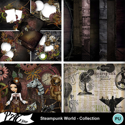 Patsscrap_steampunk_world_pv_collection