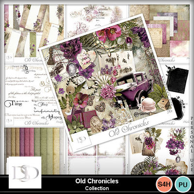 Dsd_oldchronicles_collection