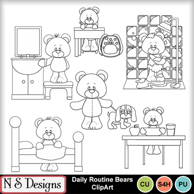 Daily_routine_bears_ds