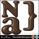 Chocolatemonogram_small