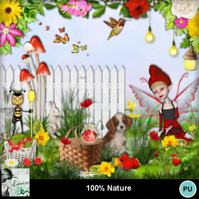 Louisel_100nature_preview