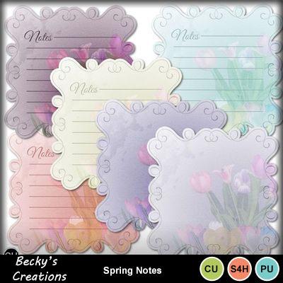 Spring_notes