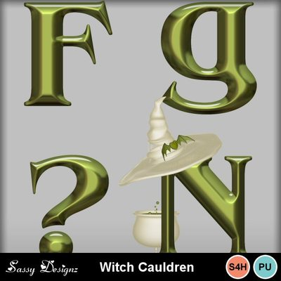 Witchcauldren