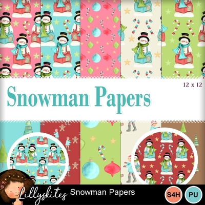 Snowman_papers_1