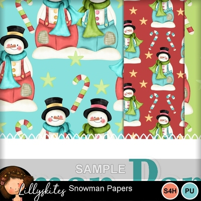 Snowman_papers_2